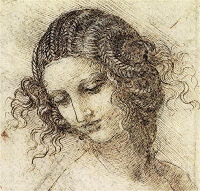 esquisse de Vinci Leonard